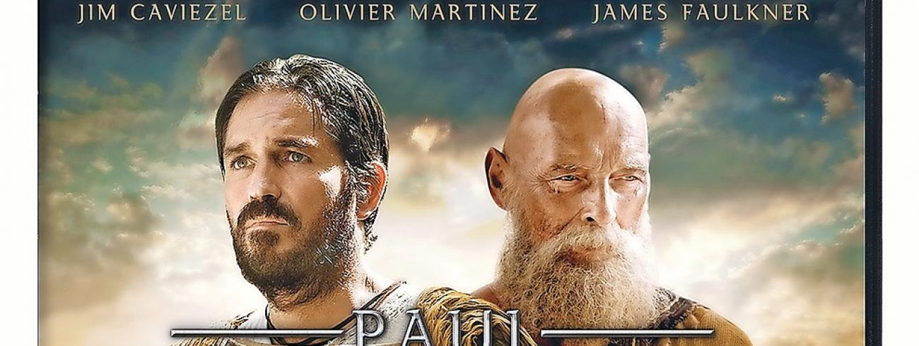 'Paul, apostle of Christ' (filmcover) © Sony Pictures