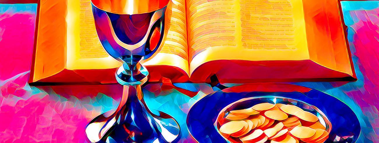 Eucharistie vieren. © Pixabay.com