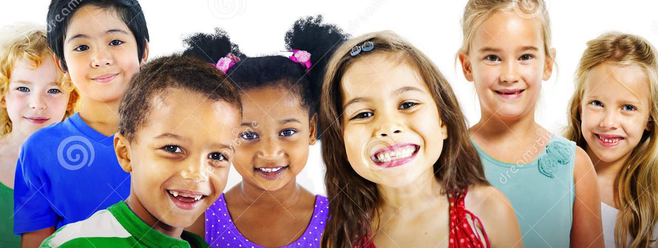 zegen onze kinderen en jongeren © dreamstime
