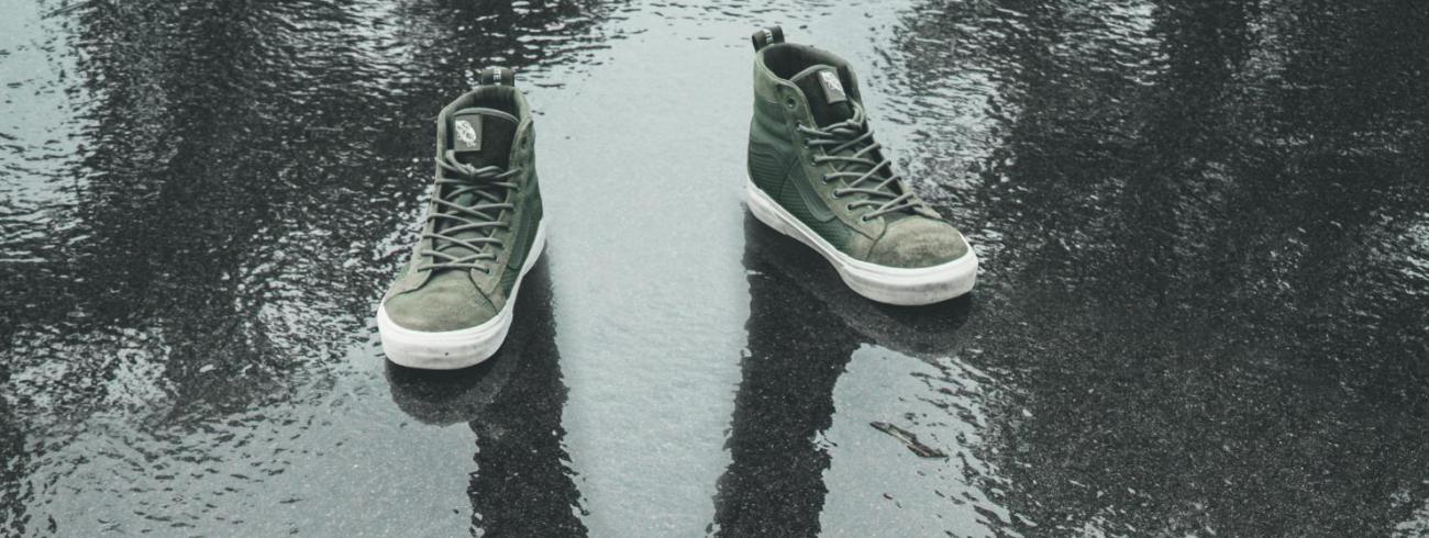 Durf jij de weg gaan waartoe God jij roept en die een belofte van geluk inhoudt?    © CC Pexels / Gray Sneakers