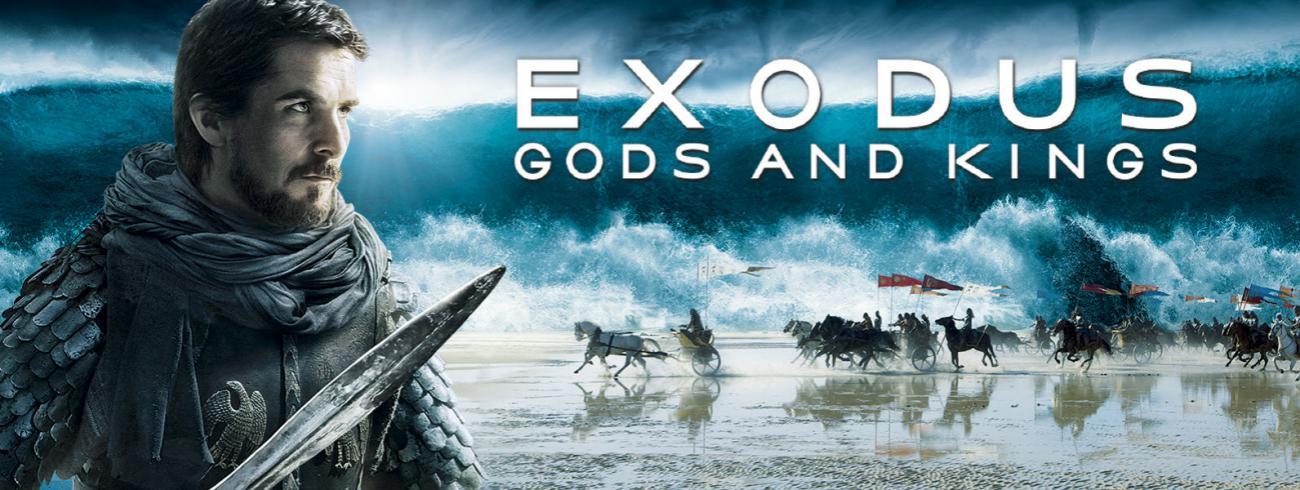 Filmaffiche van 'Exodus: Gods and Kings'. © rr