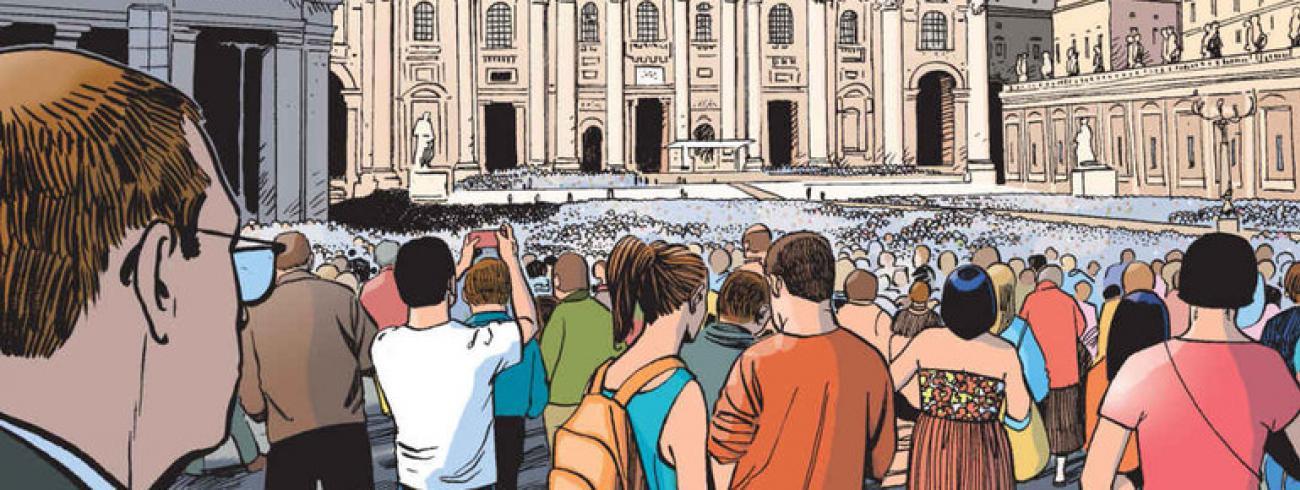 Les Gardiens du pape, la Garde suisse pontificale © Editions Artège