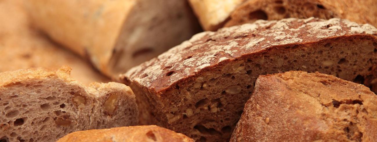 Gesneden brood © https://pixabay.com