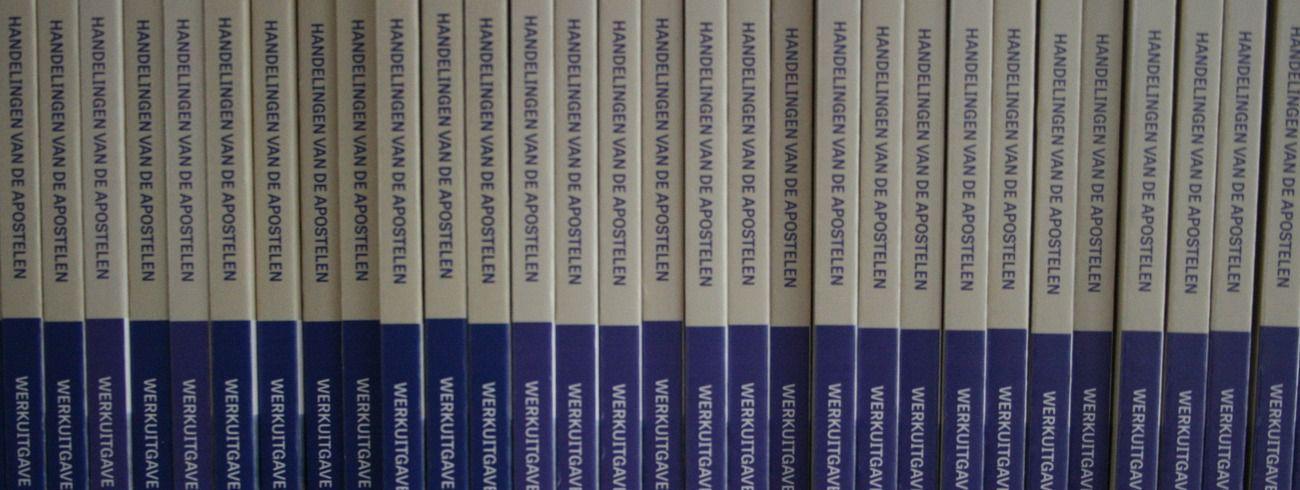 werkboeken Handelingen © bisdom Antwerpen