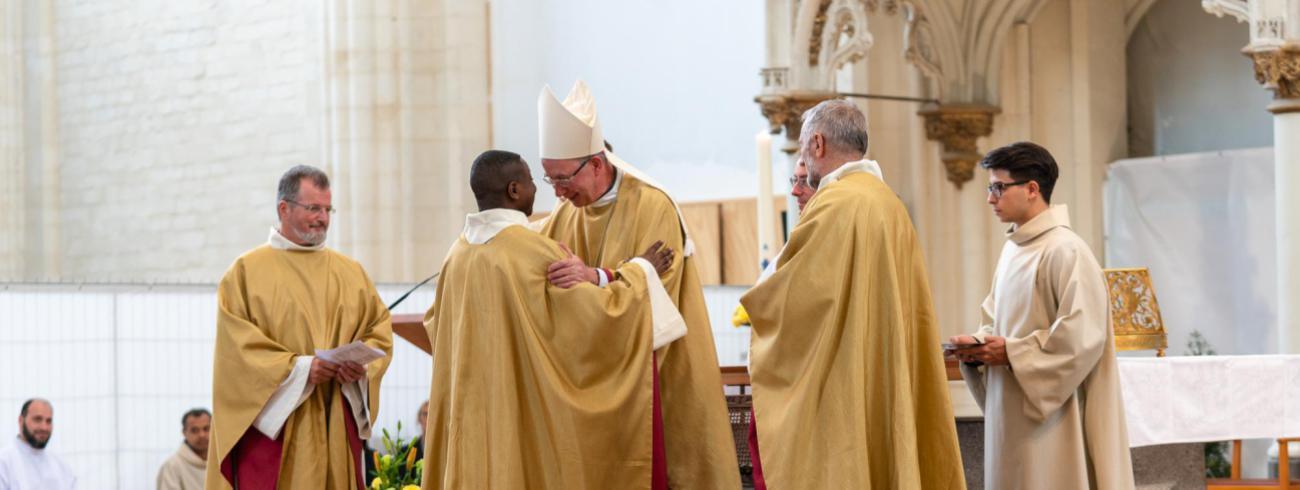 priesterwijding © Koen Van den Bossche