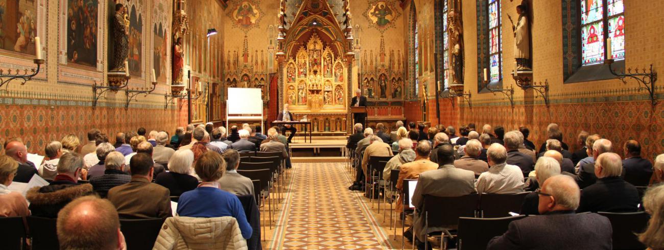 Spiritualiteitsdag Bisdom Gent 2018 © Bisdom Gent, foto: Isolde Ruelens