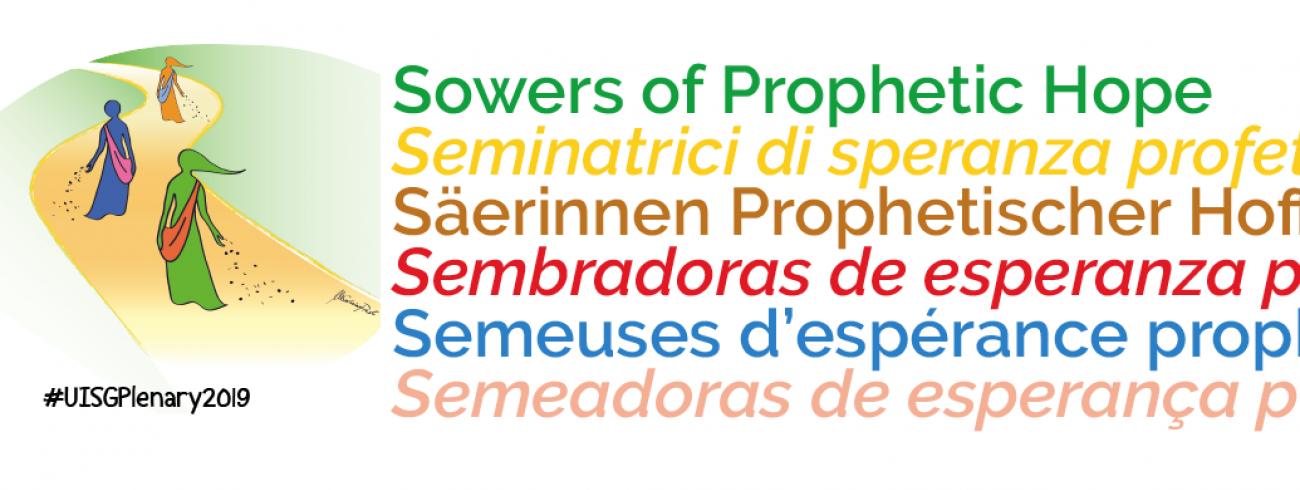 thema Zaaisters van profetische hoop  © UISG