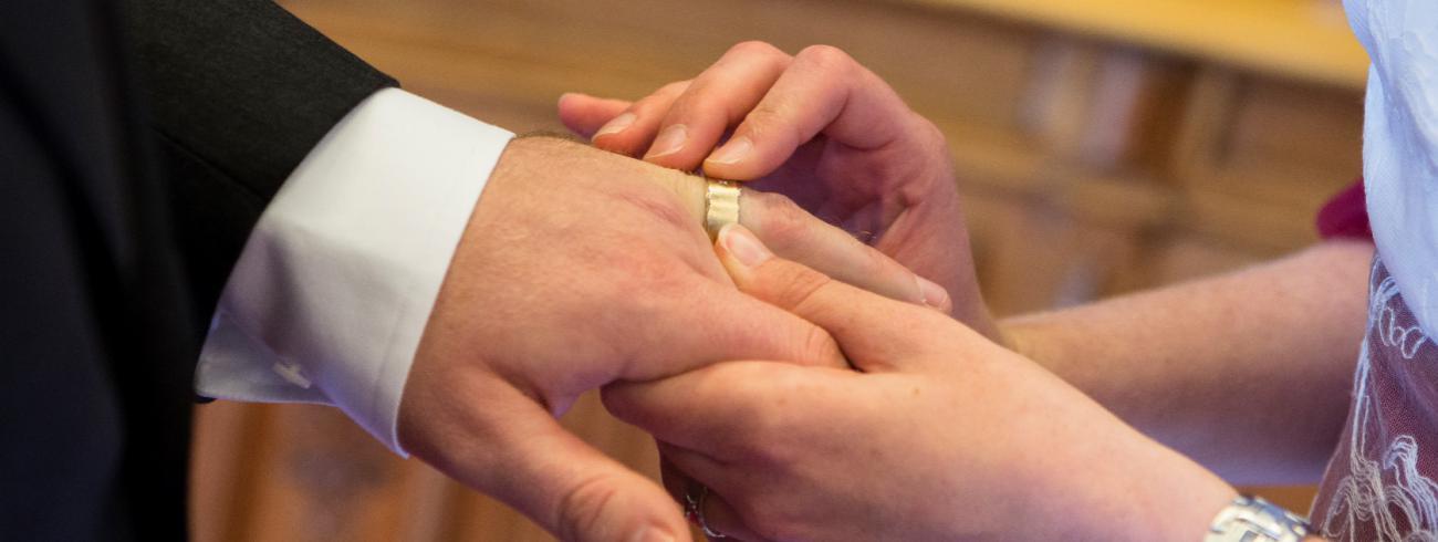 Huwelijk © Tineke & Kurt