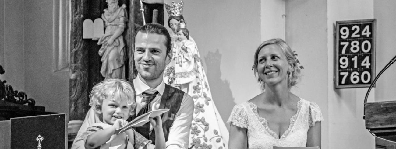 Kerkelijk huwelijk © Johan Theunis