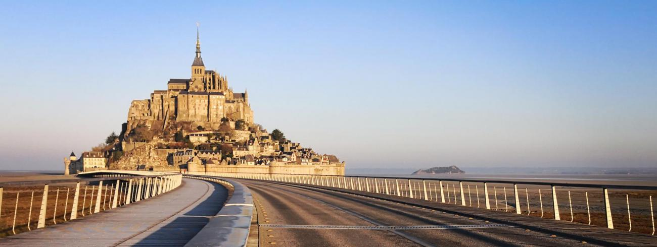 Mont Saint-Michel © Jasmine Debels