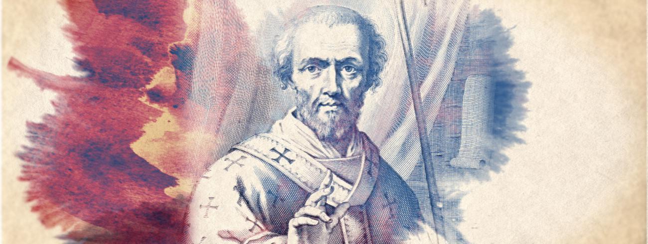 Johannes Chrysostomus © Rijksmuseum