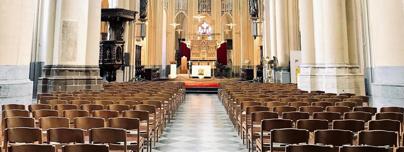 Sint-Quintinuskathedraal Hasselt