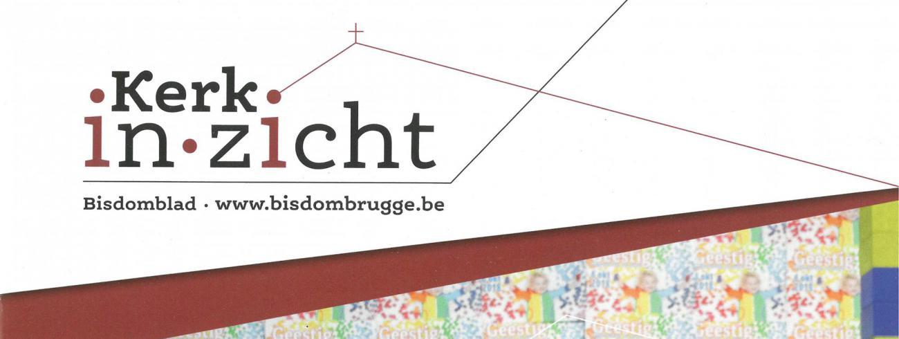 logo Kerk·in·zicht © Bisdom Brugge