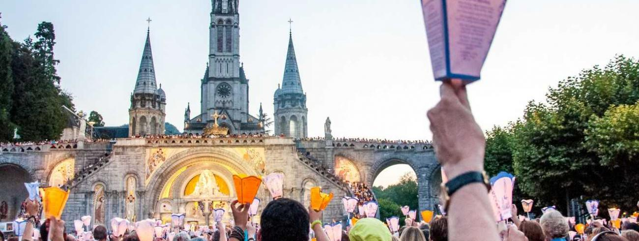 Sfeerbeeld Lourdes