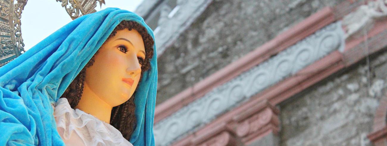 Op 8 december viert de katholieke kerk Maria's onbevlekte ontvangenis. © CC Jay-ar Badulis