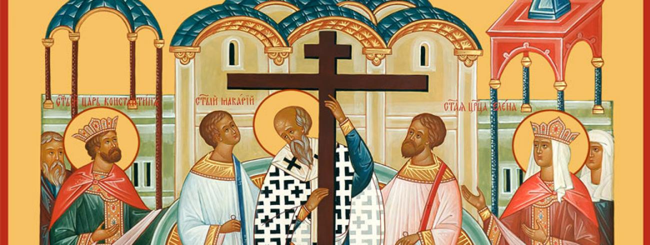 """""""Wij roemen op het kruis van de Heer Jezus Christus, door wie wij verlost en bevrijd zijn."""""""