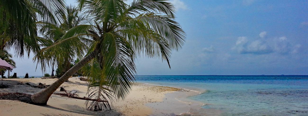 panama - eilanden