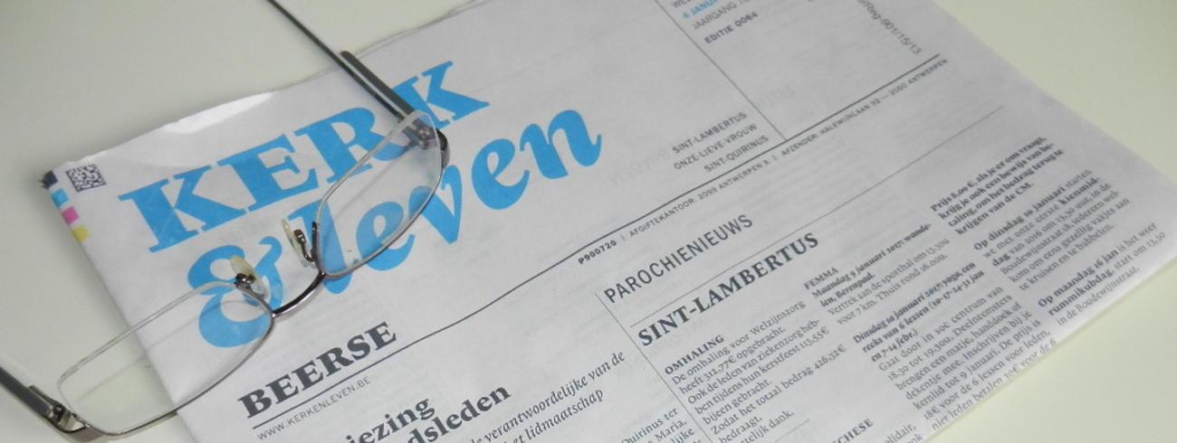 Abonnement Parochieblad