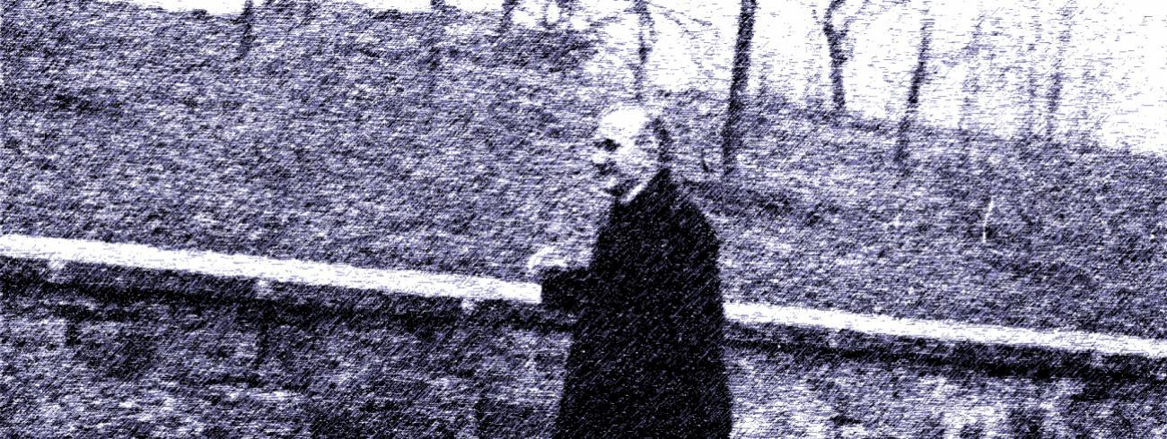 Romano Guardini (1885-1968) © Foto Johannes Schneider