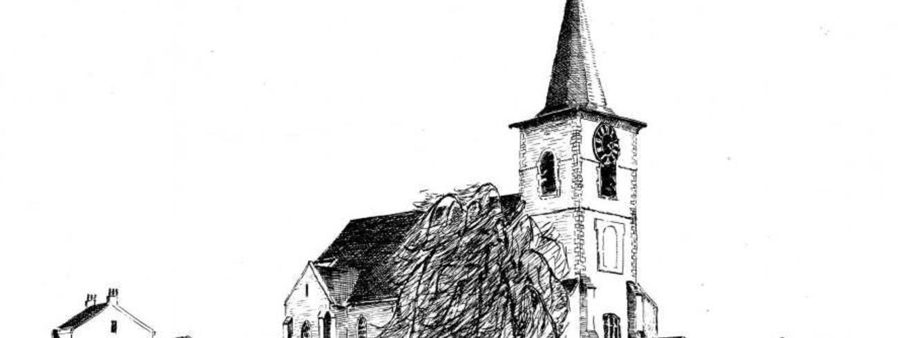 Sint Medardus & Sint Gildardis in Rossem