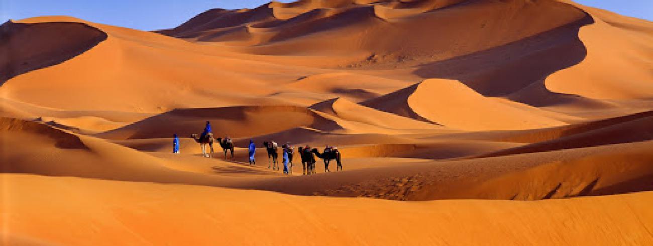 Woestijn © kleinezustersvannazaret