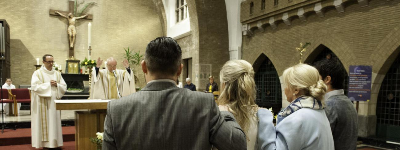 Opgenomen in de Kerk © Danny Collewaert - Lokeren
