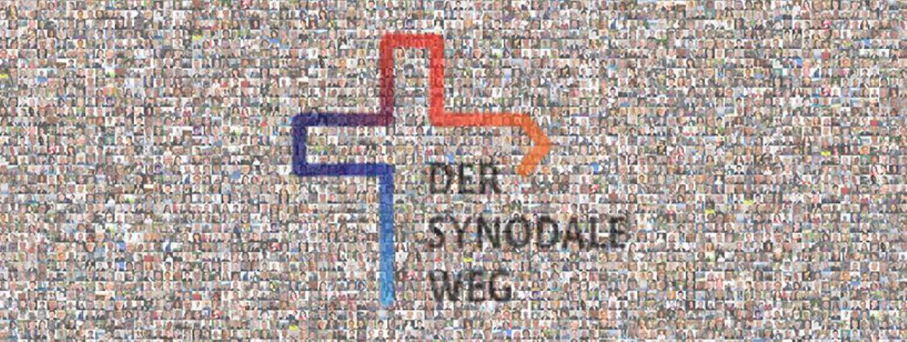 Loge van de Synodale Weg © Der Synodale Weg