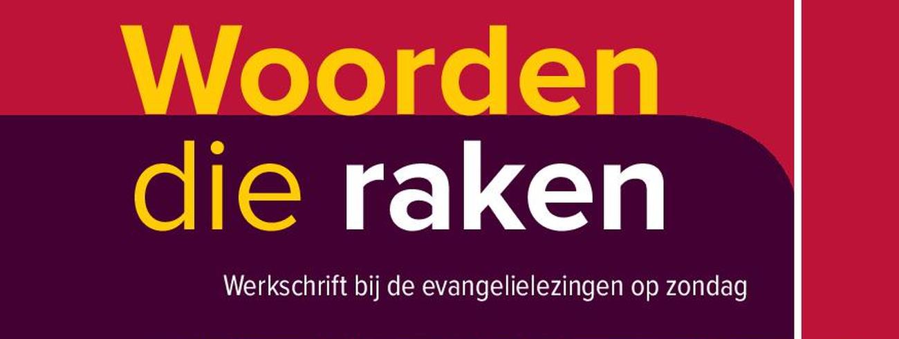 Woorden banner