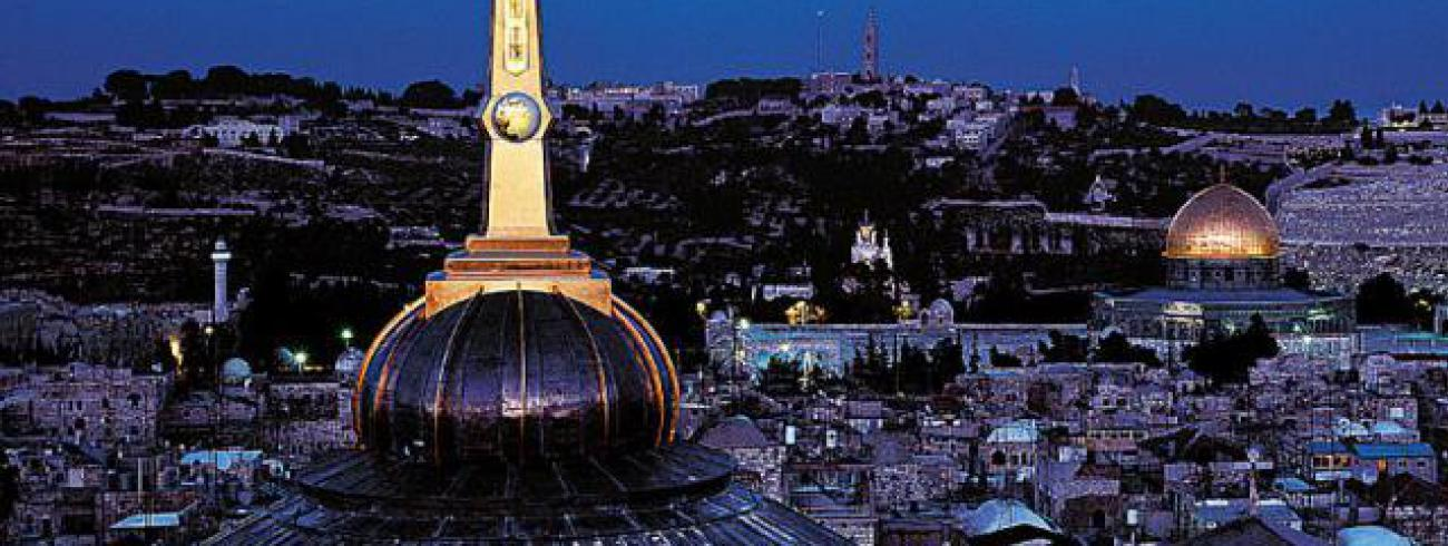 Heilig Grafkerk Jeruzalem © SIR