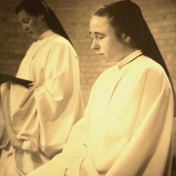 Videostill 'Op zoek naar vriendschap in de abdij' © Abdij Onze-Lieve-Vrouw van Nazareth, Brecht