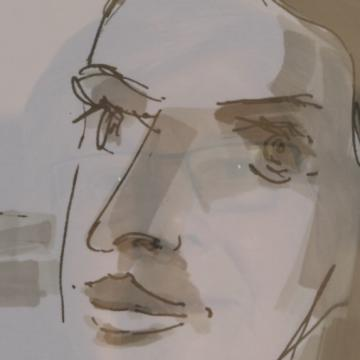 Schermafbeelding video 'En 't land werd niet gevonden' © Koen Van Loocke