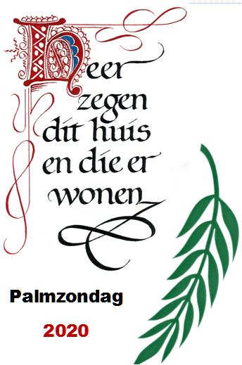 Palmzegen digitaal