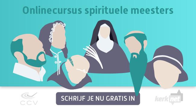 Schrijf je gratis in voor de onlinecursus spirituele meesters