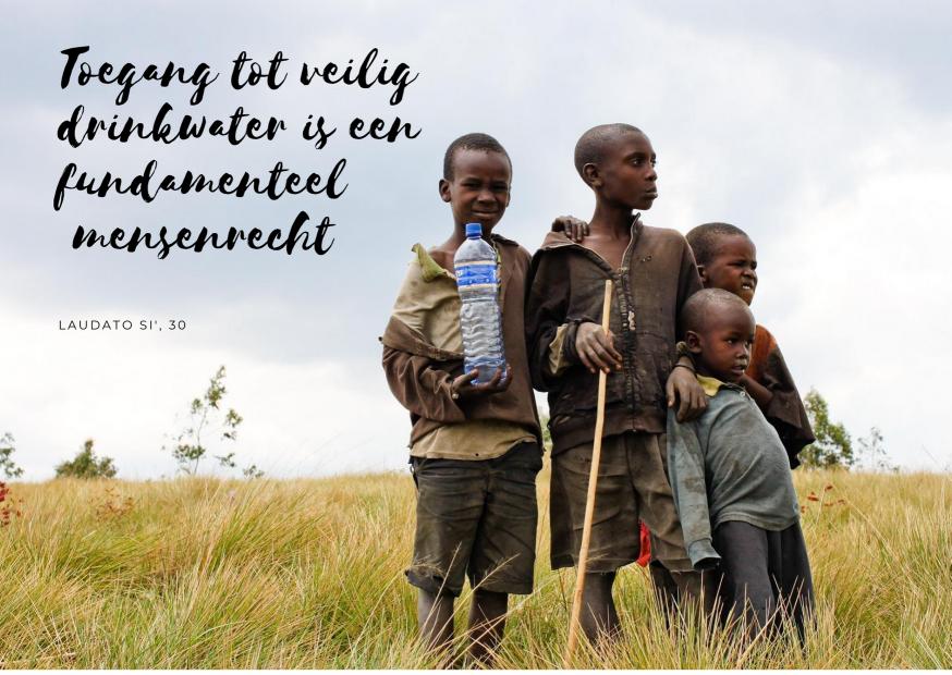 Laudato Si' - maand van de Schepping - dag 5 © Vicariaat Brussel, Foto: Pixabay
