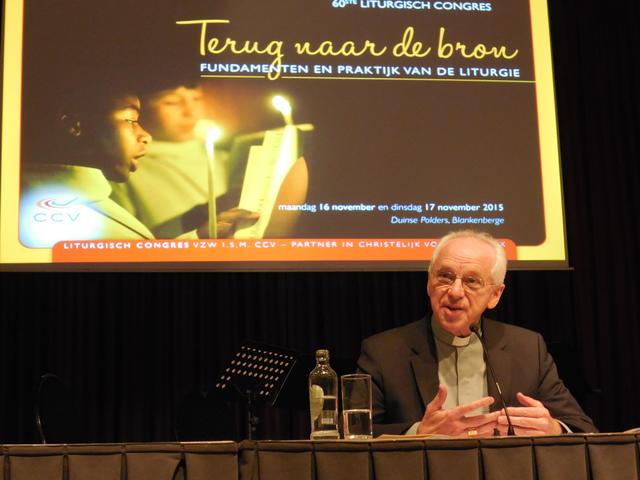 Mgr. De Kesel over de liturgie en de uitdaging van de nieuwe evangelisatie
