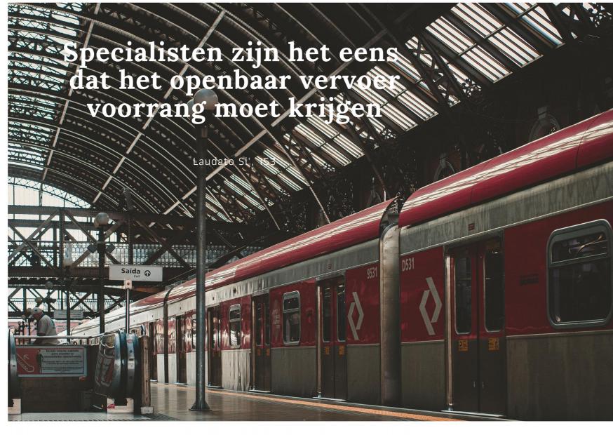Laudato Si' - maand van de Schepping - dag 9 © Vicariaat Brussel - Pixabay