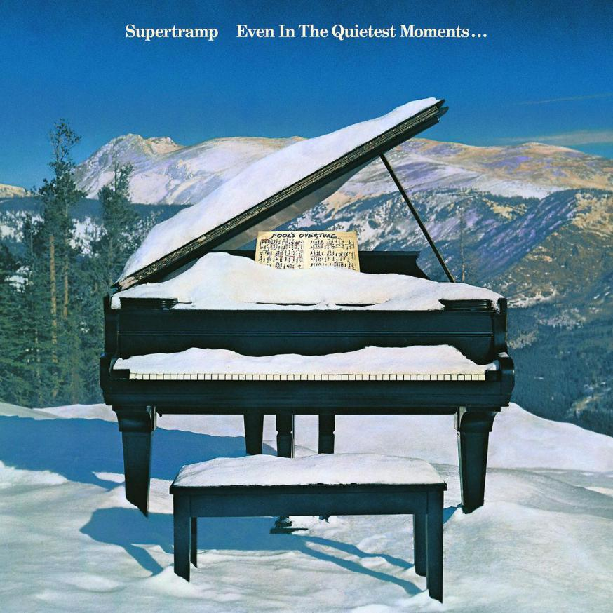 Supertramp - Even in the quietest moments © rr