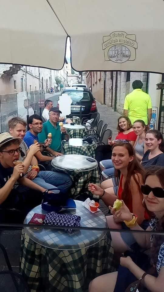 Misdienaarsreis - zaterdag 28 juli (Assisi)