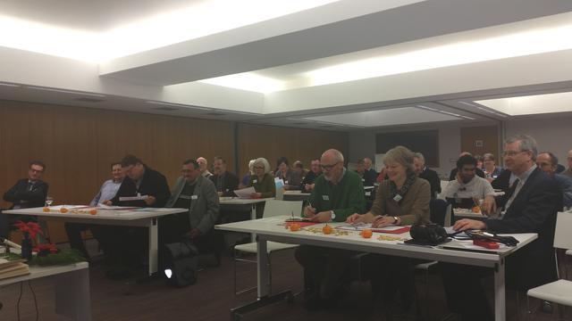 Een grote opkomst voor het IIPB-Forum over de katholieke dialoogschool © GL