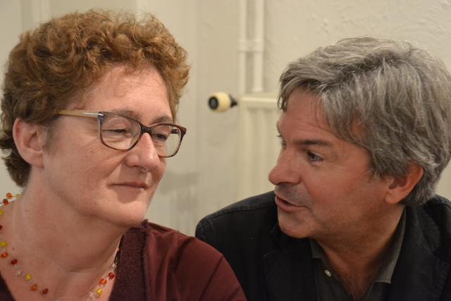 Christa Damen en Hans Demoen, voorzitter en ondervoorzitter van het IPB © IPB