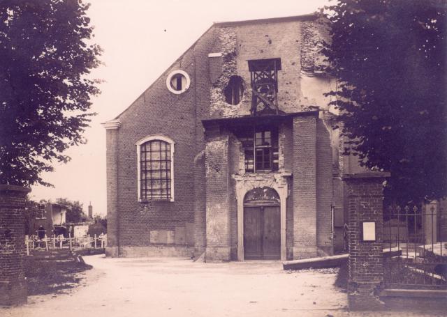 Sint-Petrus & Paulus Hansbeke © LvN