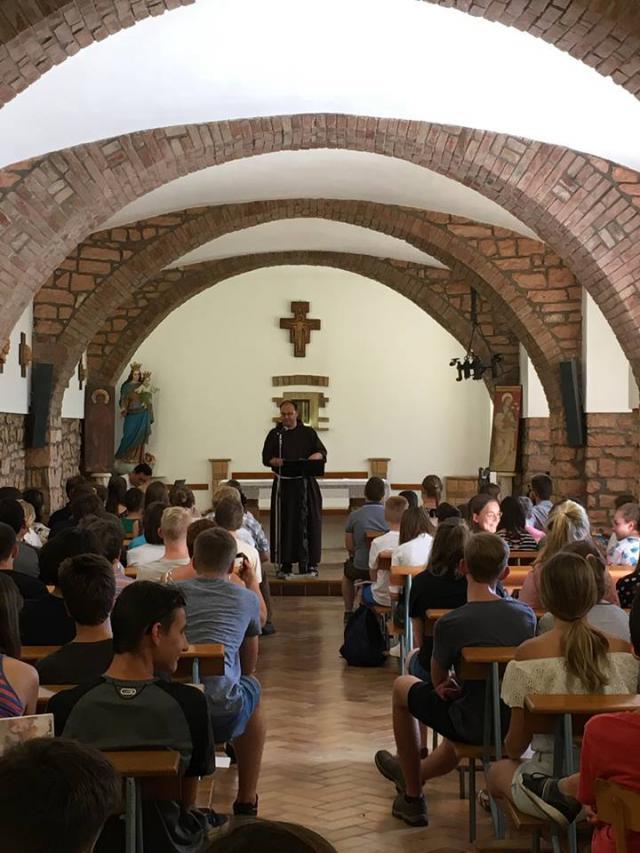 Misdienaarsreis - vrijdag 27 juli (Assisi)