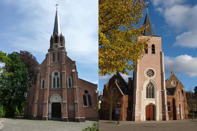 2 kerken