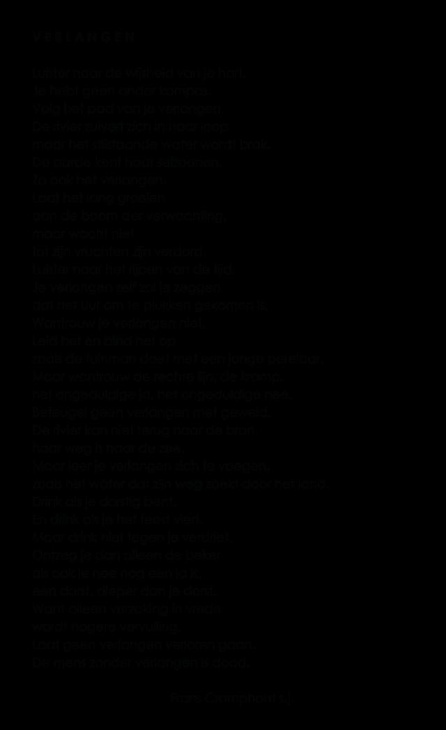Verlangen tekst FC