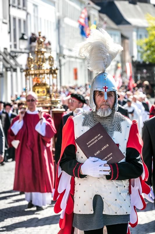 De Heilig Bloedprocessie in Brugge. © Heilig Bloedprocessie vzw/Frank Toussaint