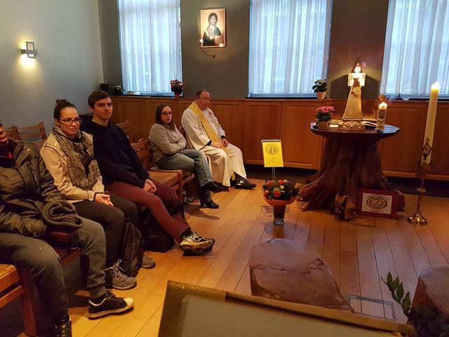CCG viert regelmatig samen eucharistie