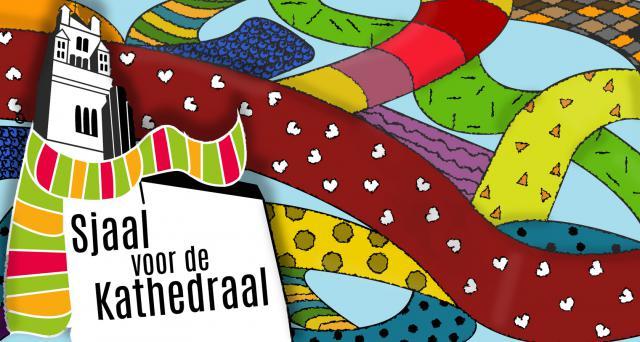 doe je mee met de sjaal voor de kathedraal? © IJD