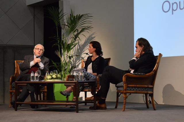 een panelgesprek met Roger Burggraeve, Ilse Van Halst en Dirk De Wachter