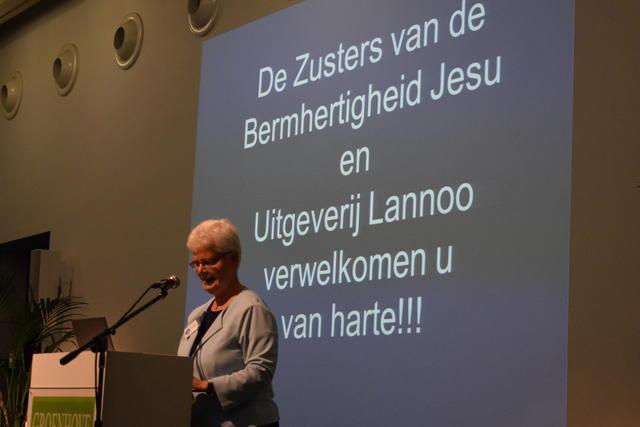 zuster Mieke Kerckhof