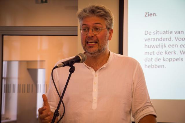 Piet Raes © Bisdom Gent, foto: Karel Van de Voorde